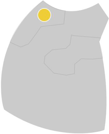 Asukohad Eesti kaardi peal